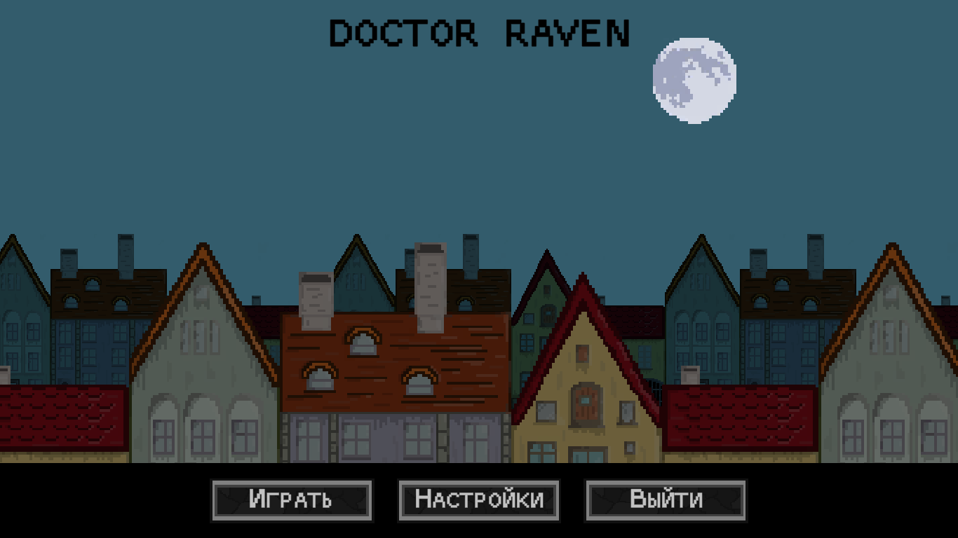 The_Mayhem3D - Doctor Raven
